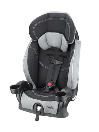 EVENFLO - Chase Harnessed Booster Car Seat - Jameson No-Color