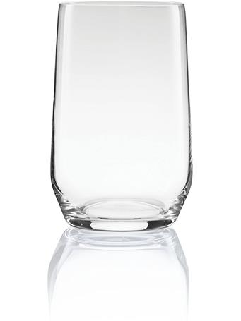 PURE & SIMPLE - Set of 4 Crystal Chardonnay Glasses - 425ML No Color