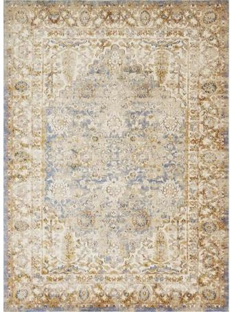 MAGNOLIA HOME - Rug  Polypro Trinity Blue Tufted  BLUE