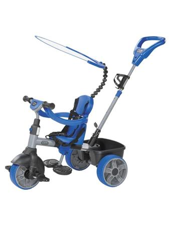 LITTLE TIKES - 4 In 1 Trike Blue No-Color