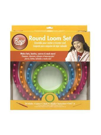 Boye Round Loom Set NOVELTY