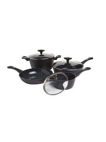IKO 7 Piece Stratum Cookware Set NOVELTY