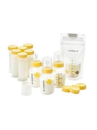 MEDELA - Breast Milk Feeding Gift Set NOVELTY