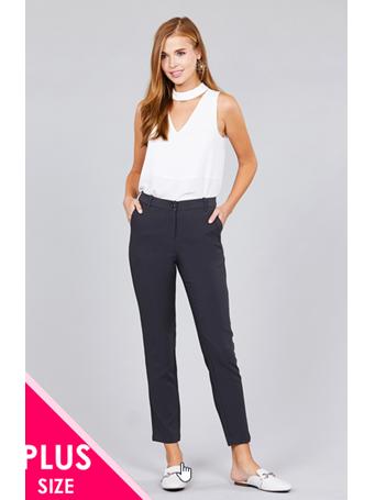 ACTIVE BASIC - Classic Dress Pants {#color}