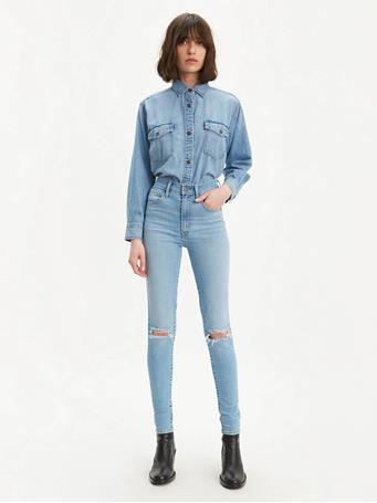 LEVIS - Mile High Super Skinny Jeans ONTARIO-SUMMER