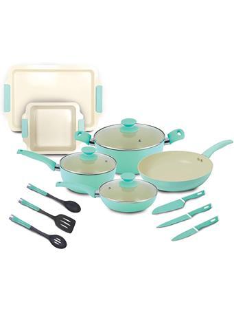 IKO - Crema 15Pc. Cookware Set No-Color