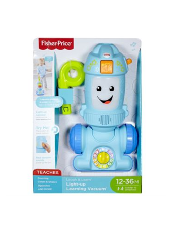 FISHER-PRICE® - Laugh & Learn® Light-up Learning Vacuum® (12-36M) No-Color