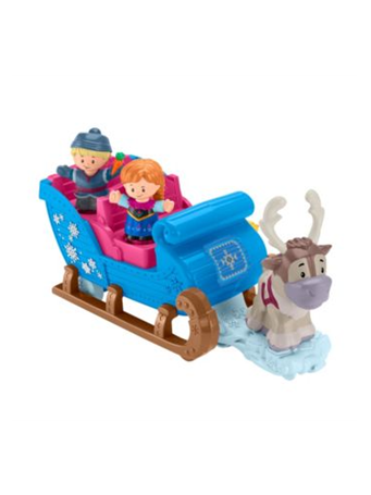 FISHER-PRICE® - Disney Frozen Kristoff's Sleigh by Little People® (1.5-5Y) No-Color