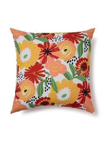 BRENTWOOD ORIGINALS - Floral Indoor/Outdoor Decorative Pillow  127-FLORAL