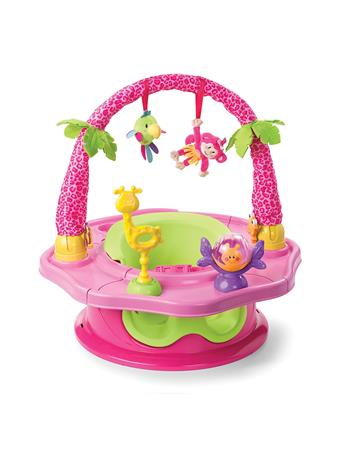 SUMMER -  3 Stage Deluxe Superseat, Giggles Island No-Color