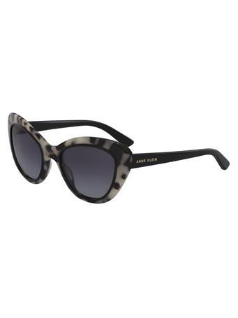 ANNE KLEIN Cat Eye Frame Sunglasses {#color}