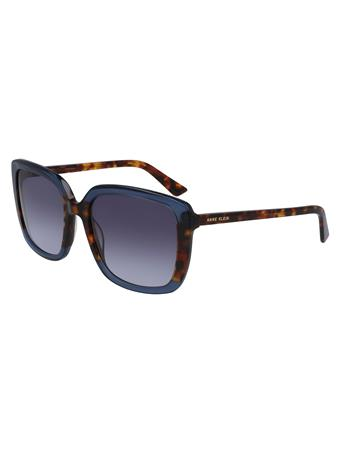 ANNE KLEIN Square Shape Sunglasses {#color}