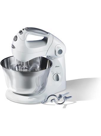 OSTER - 2.5 Liter Stand Mixer - White NOVELTY