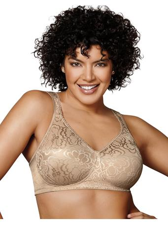 PLAYTEX - Ultimate Lift & Support Wire-Free Bra  NUDE