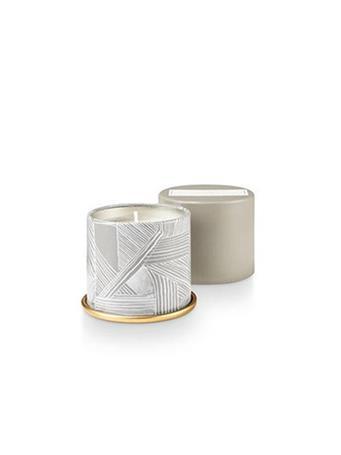 MAGNOLIA HOME -  Demi Tin Candle GATHER