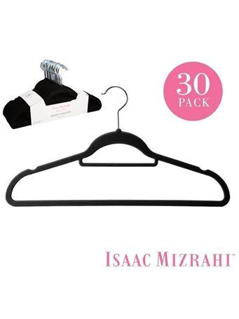 ISAAC MIZRAHI - Hanger 30 Piece Velvet Set {#color}