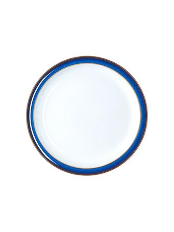 DENBY - Imperial Blue Small Tea Plate NOVELTY