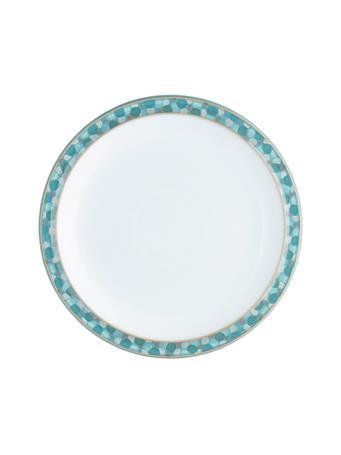 DENBY - Azure Shell Dessert/Salad Plate AZURE SHELL
