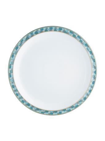 DENBY - Azure Shell Dinner Plate AZURE SHELL