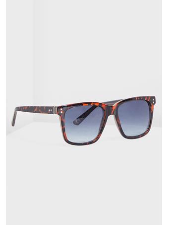MANGO - Sporty Sunglasses - Brown BROWN