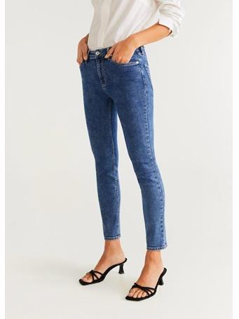 MANGO - Jeans Skinny Sculpt TM-MED-BLUE