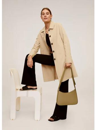MANGO - Adjustable Rigid Bag GREEN