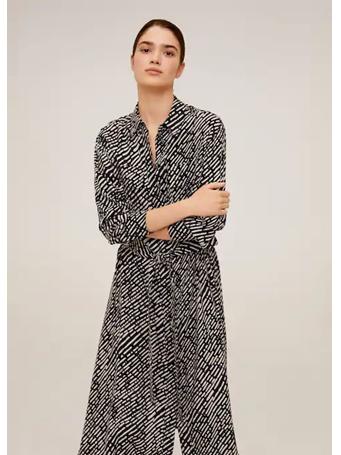 MANGO - Pockets Shirt Dress {#color}