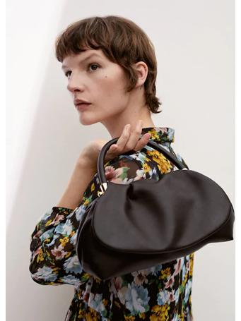 MANGO - Chain Puffed Bag {#color}