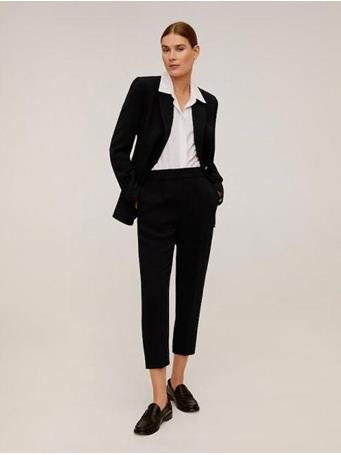 MANGO - Straight Cut Trousers {#color}