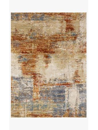 MAGNOLIA HOME - Terracotta Rug - Augustus Collection TERRACOTTA