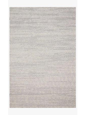 MAGNOLIA HOME - Grey/Bone Rug - Cole Collection GREYBONE