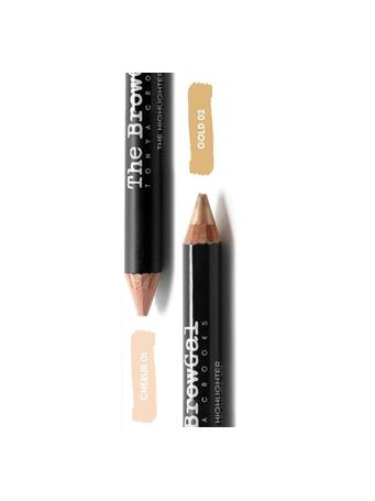 BROWGAL MINI HIGHLHT GOLD SHIMMER GOLD