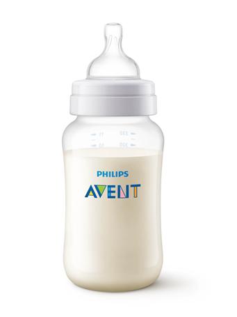 AVENT - 11 OZ Bottle No Color