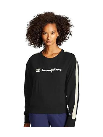 CHAMPION - Her Long Sleeve Crew {#color}