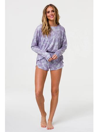 ONZIE - Lavender High Low Sweatshirt LAVENDER