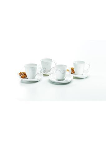 SYMPHONY - Alfresco Cappuccino Set 8 Pc 240ML No-Color