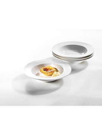 SYMPHONY - Alfresco Rimmed Bowl Set Of 4 No-Color