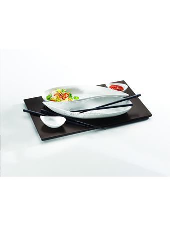 SYMPHONY - Alfresco Fortuna Serving Set 5 With 2 Pairs Of Chopsticks No-Color