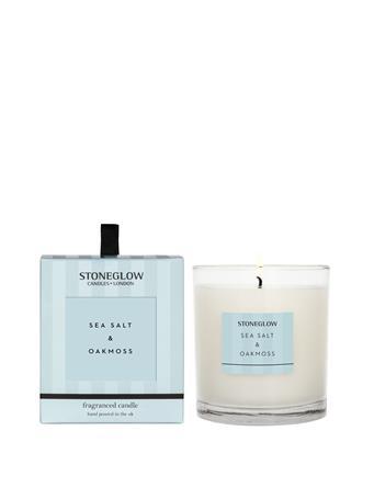 STONEGLOW - Modern Classics Sea Salt & Oakmoss Candle  NO-COLOUR