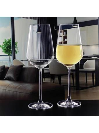 CHANTAL  - Set of 4  - 18.25OZ Pinot Grigio Winge Glasses CLEAR