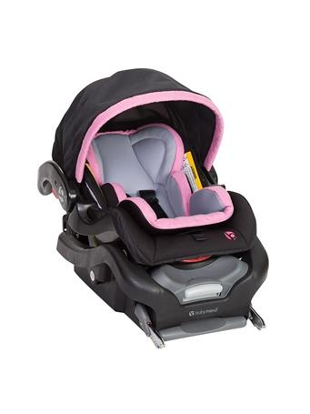 BABY TREND - Secure Snap Tech 35 Infant Car Seat PINK