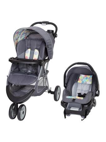 BABY TREND - EZ Ride 35 Travel System Stroller NO COLOR