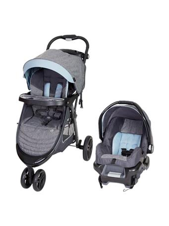 BABY TREND - Skyline 35 Travel System Stroller STARLIGHT-BLUE