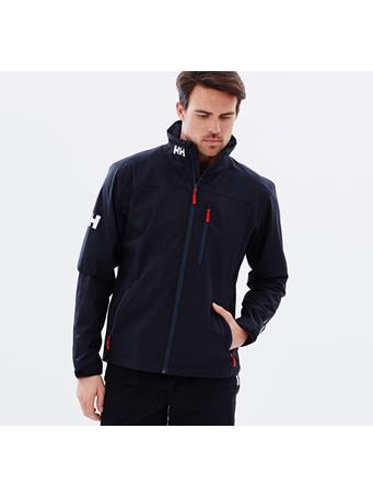 HELLY HANSEN Crew Jacket 990-BLACK