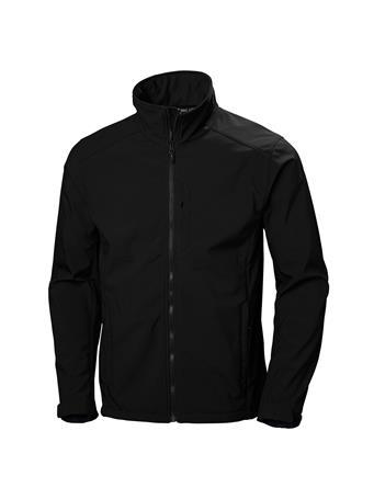 HELLY HANSEN Paramount Jacket Softshell BLACK