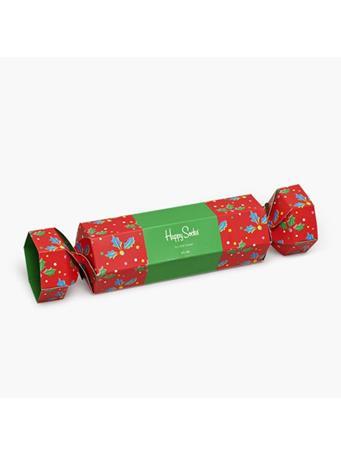 HAPPY SOCKS - Xmas Cracker Holiday Gift Box 614
