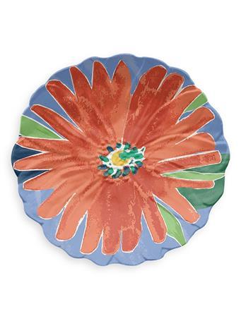 TARHONG - Midsummer Floral Figural Side Plate MULTI
