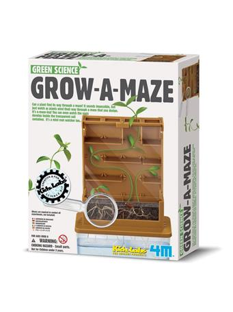 Green Science Grow-A-Maze Kit NO-COLOR