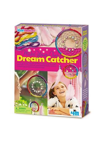 Kidz Maker Dream Catcher Kit NO-COLOR