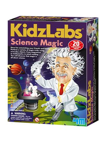 Kidz Labs Science Magic Kit NO-COLOR